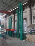专业生产带式斗式提升机 化工粉料提升斗提机