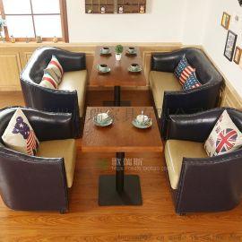布艺小户型三人沙发卧室客厅双人单人阳台网吧咖啡椅接待卡座特价