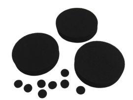 普通黑色EVA泡沫垫厂家免费定制尺寸性价比高