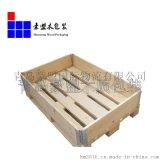 零售批发 设备专用木包装 青岛豪盟定制木箱 上门组装加固