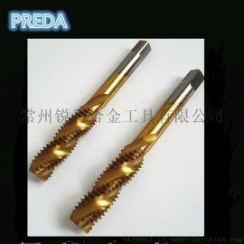 不锈钢专用丝锥 锐科镀钛含钴机用丝攻M2 M2.5M3M4M5M6M8M10M12