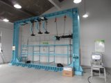 YAW-100J微机控制电液伺服剪力墙检测试验系统