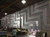 寧波轉印木紋鋁單板幕牆