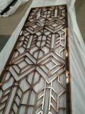 耀进丝网不锈钢屏风、钛金不锈钢屏风