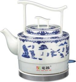 伍益牌陶瓷TC-780快速電水壺