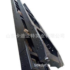 供應陝汽德龍M3000載重型車架總成 陝汽大樑 德龍大架子