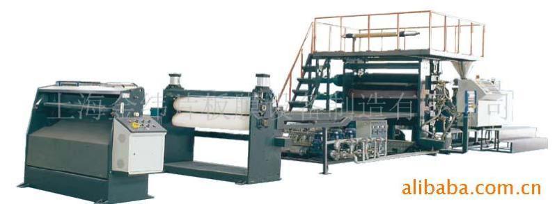 厂家生产 EVA淋膜挤出生产线 EVA薄膜胶片挤出机的公司