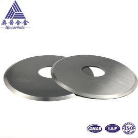 250*70*3.5mm硬质合金切脚机圆盘钨钢切刀