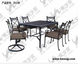 供应应铸铝户外家具 户外铸铝家具批发
