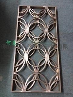 不锈钢屏风供应 不锈钢隔断花格价格  不锈钢屏风品牌