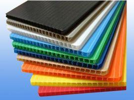 北京黑色5mm防静电万通板, PP实心板, 认准正美中空板