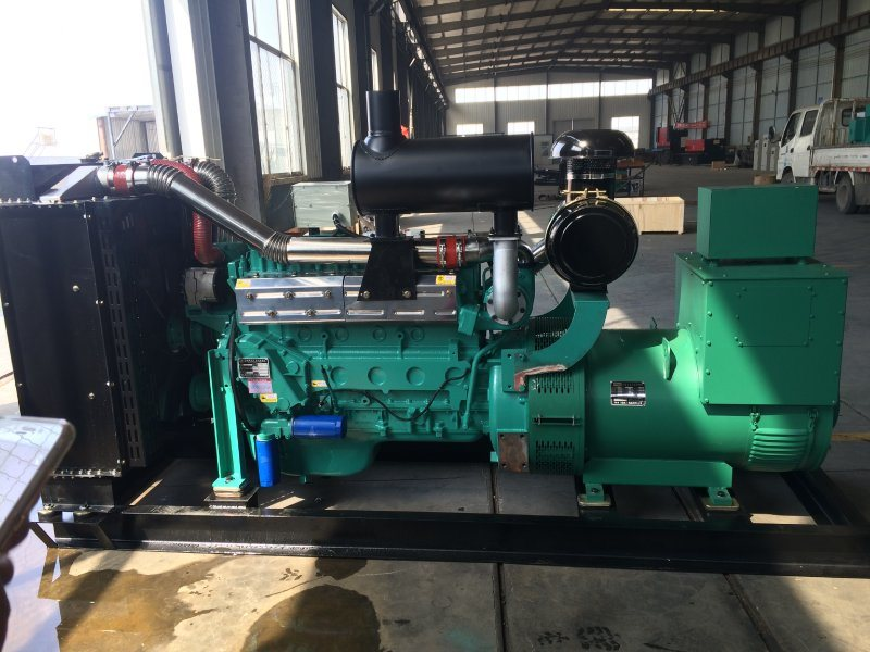 超静音发电机st-山东潍坊生产厂家200kw柴油发电机组配斯坦福电机双电源停电自启动-s