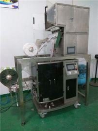 上海尼龙三角袋姜茶包装机、红茶四角袋袋泡茶包装机