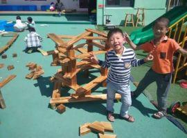 潍坊幼儿园积木生产厂家、潍坊积木批发