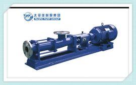 上海太平洋G型单螺杆泵