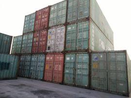 出售天津二手集装箱 改造活动箱房 住人集装箱