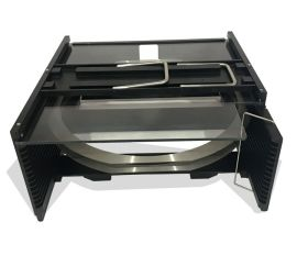 廠價直銷12寸晶圓框架盒 wafer cassette 鋁合金晶圓提籃