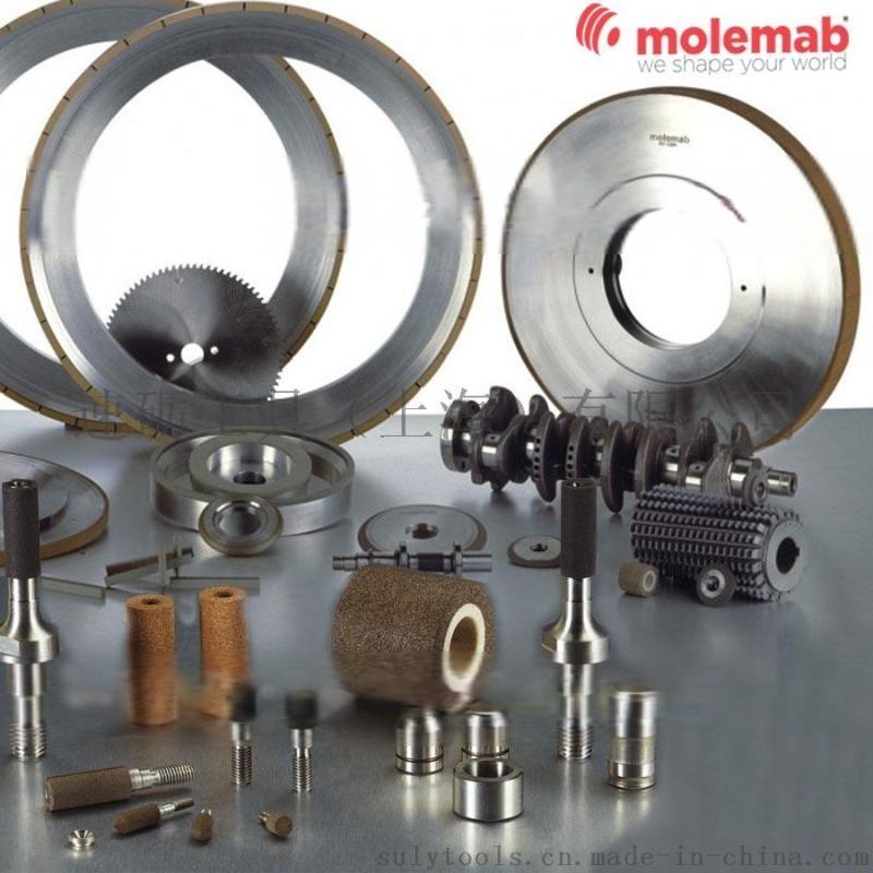 Molemab磨乐美陶瓷结合剂CBN内圆磨砂轮CBN磨头立方氮化硼磨头