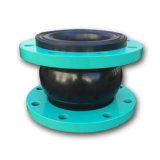 河北弘创加工 耐磨橡胶软连接 橡胶避震喉 欢迎选购