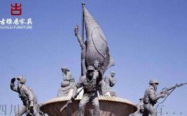 德阳雕塑厂家,假山设计现场施工队