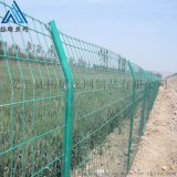 绿篱双边丝护栏网_种植外围防撞护栏价格