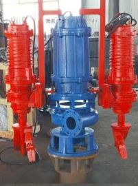 150毫米大口径 沙砾泵山东江淮JHG潜水泥浆泵批发代理