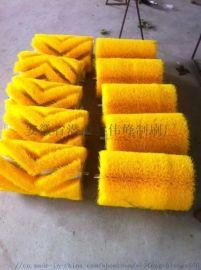 环卫车配件毛刷 市政环卫扫路车毛刷 扫地车扫刷