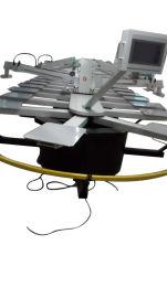 GLM16S格莱美椭圆形裁片印花机 服装彩色丝网印