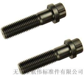 十二角法兰面螺栓,十二角法兰面螺栓厂家,十二角法兰面螺栓价格 M6----M52