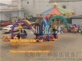 天津三和遊樂室外兒童遊樂場設施旋轉大章魚信譽保證