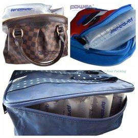 供应箱包填充包连续充气塑料气泡袋
