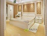 厂家直销板式床,广州德斐尔软包床吸塑床定制