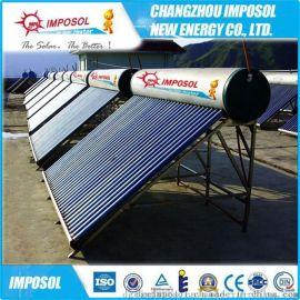 厂家直销一体非承压智能控制电加热真空管太阳能热水器SGS认证十年质保