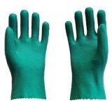 PVC發泡手套 浸膠手套 山東順興勞保用品 防油耐酸鹼防滑耐磨 防疲勞