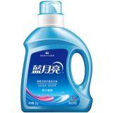 籃月亮洗衣液3kg裝廣州廠家製造超市商場洗滌用品進貨渠道