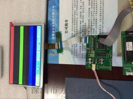 视频叠加LCD控制板