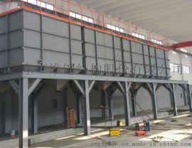 钢结构平台加工公司选三维钢构 行业品牌20年