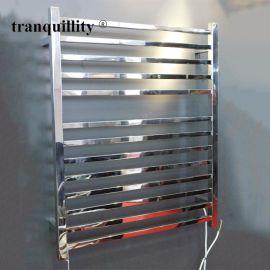 13杆方管不鏽鋼電熱毛巾架,酒店配套毛巾架