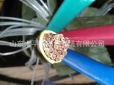 供应【太平洋光缆】阻燃软电缆 铜芯绝缘电缆 RVVZ