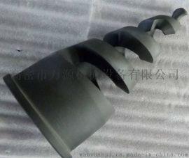 吸收塔专用耐酸碱碳化硅实心锥形喷嘴,2寸螺旋喷嘴