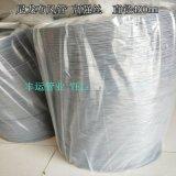 最新布料環保設備配套風管400口徑灰色風管
