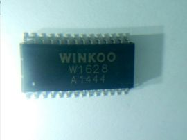 WINKOO厂家直销 LED/数码管驱动W1628 完全兼容天微TM1628