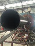 四川成都HDPE中空壁塑钢缠绕聚乙烯管