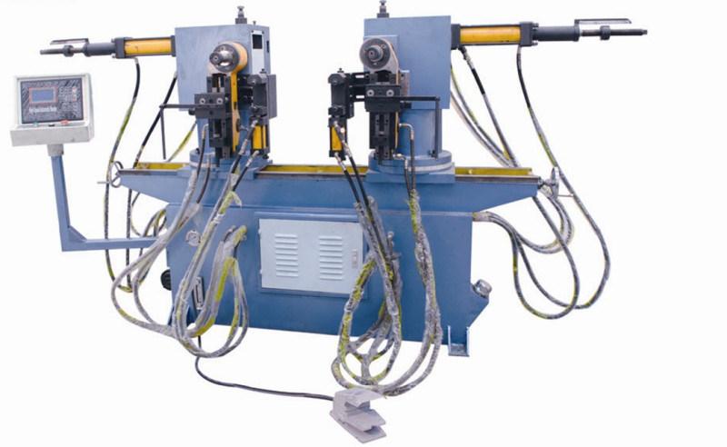液壓彎管機,雙頭液壓彎管機,SW-50A-90°雙頭液壓彎管機