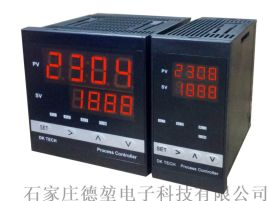 DK2304实用型智能PID温度碳势过程控制仪表
