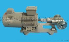 济南州港专业生产FA系列耐腐蚀不锈钢齿轮计量泵
