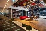 新中式办公室设计风格颇具时尚