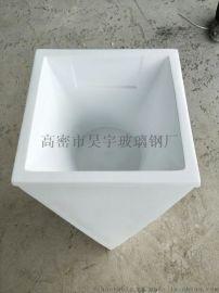 玻璃钢雕塑造型制作 玻璃钢组合花盆