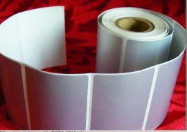 不干胶标签纸亚银PET标签防油耐磨耐撕标签定做