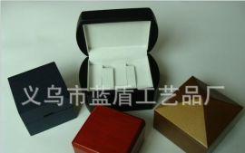 高檔木質情侶錶盒